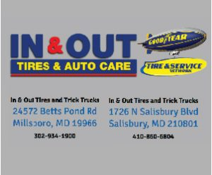 IN & OUT TIRE CARE