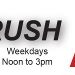 SHOW TITLE RUSH