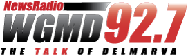 WGMD Radio - News, Sports, Traffic & Talk Shows