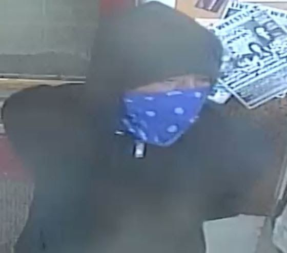 Dover Armed Robbery Suspect