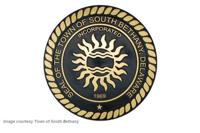 Town of South Bethany Seal