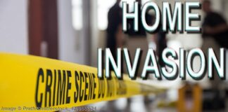 Home Invasion - Photo: © Copyright Prath/Shutterstock