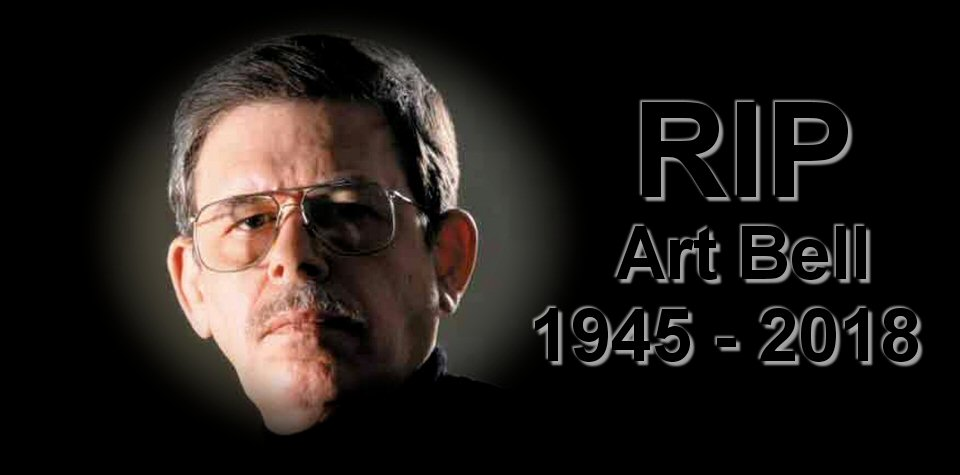 Image result for art bell 2018