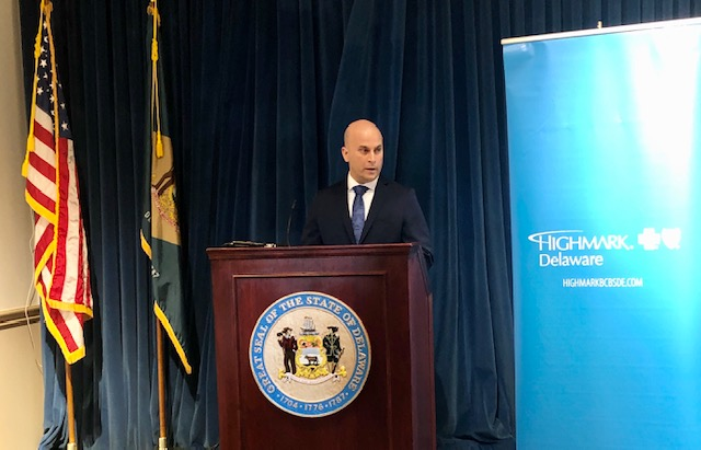 Highmark awards over $1 million to fight opioid epidemic in Delaware