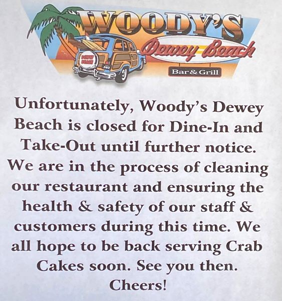 Some Resort Restaurants Close for Covid