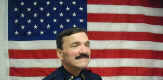 Ocean Pines Police Chief David Masey