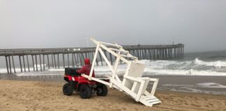 Photo courtesy of Ocean City Beach Patrol